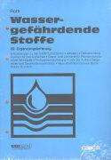 Cover-Bild zu 89. Ergänzungslieferung - Wassergefährdende Stoffe