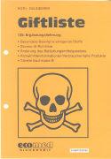 Cover-Bild zu 135. Ergänzungslieferung - Giftliste