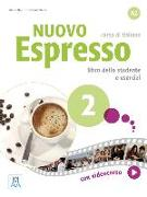 Cover-Bild zu Nuovo Espresso 02 - einsprachige Ausgabe Schweiz. Buch mit DVD-ROM