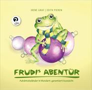 Cover-Bild zu Graf, Irene: Frudis Abentür