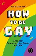 Cover-Bild zu Dawson, Juno: How to Be Gay. Alles über Coming-out, Sex, Gender und Liebe