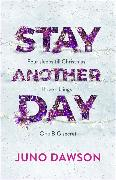 Cover-Bild zu Dawson, Juno: Stay Another Day