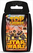 Cover-Bild zu Top Trumps - Star Wars Rebels