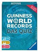 Cover-Bild zu Guiness World Records - Das Quiz