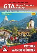 Cover-Bild zu GTA - Grande Traversata delle Alpi