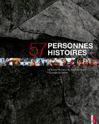 Cover-Bild zu Bühler-Rasom, Markus (Fotogr.): 57 personnes - 57 histoires