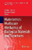 Cover-Bild zu Buehler, Markus J. (Hrsg.): Materiomics: Multiscale Mechanics of Biological Materials and Structures