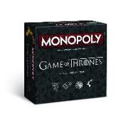 Cover-Bild zu Monopoly Game of Thrones. Collector's Edition