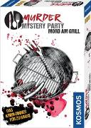 Cover-Bild zu Murder Mystery Party - Mord am Grill