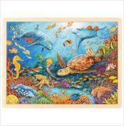 Cover-Bild zu Einlegepuzzle Great Barrier Reef
