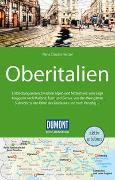 Cover-Bild zu Nenzel, Nana Claudia: DuMont Reise-Handbuch Reiseführer Oberitalien. 1:500'000