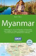 Cover-Bild zu Petrich, Martin H.: DuMont Reise-Handbuch Reiseführer Myanmar, Burma
