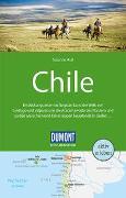 Cover-Bild zu Asal, Susanne: DuMont Reise-Handbuch Reiseführer Chile mit Osterinsel. 1:800'000