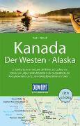 Cover-Bild zu Ohlhoff, Kurt Jochen: DuMont Reise-Handbuch Reiseführer Kanada, Der Westen, Alaska. 1:1'500'000