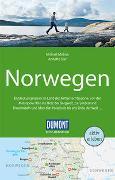 Cover-Bild zu Möbius, Michael: DuMont Reise-Handbuch Reiseführer Norwegen. 1:1'000'000