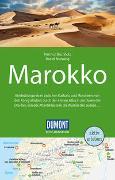 Cover-Bild zu Buchholz, Hartmut: DuMont Reise-Handbuch Reiseführer Marokko. 1:1'500'000