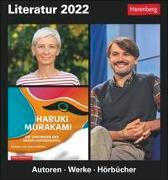 Cover-Bild zu Literatur Kalender 2022 von Michel, Dirk