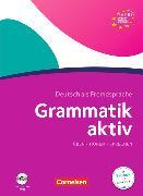 Cover-Bild zu Grammatik aktiv. Üben, hören, sprechen