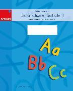 Cover-Bild zu Naef A: Deutschschweizer Basisschrift -Schreiblehrgang. 1. Schuljahr. Arbeitshe