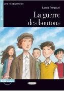 Cover-Bild zu La guerre des boutons von Pergaud, Louis