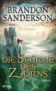 Cover-Bild zu Sanderson, Brandon: Die Stürme des Zorns