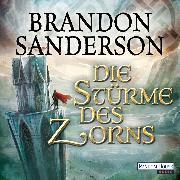 Cover-Bild zu Sanderson, Brandon: Die Stürme des Zorns (Audio Download)