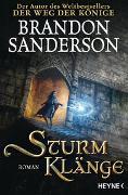 Cover-Bild zu Sanderson, Brandon: Sturmklänge