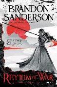 Cover-Bild zu Sanderson, Brandon: Rhythm of War Part One