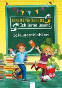 Cover-Bild zu Boehme, Julia: Schritt für Schritt - Ich lerne lesen!