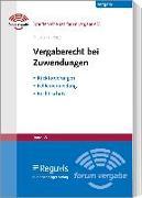 Cover-Bild zu Baecker, Dagmar: Vergaberecht bei Zuwendungen