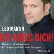 Cover-Bild zu Ich krieg dich! von Martin, Leo