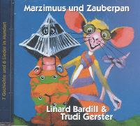 Cover-Bild zu Marzimuus und Zauberpan von Bardill, Linard