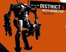 Cover-Bild zu Falconer, Daniel: The Art of District 9