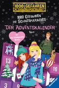 Cover-Bild zu Der Adventskalender - 1000 Gefahren im Schneeparadies
