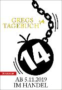 Cover-Bild zu Gregs Tagebuch 14