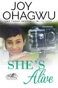 Cover-Bild zu She's Alive (She Knows Her God, #12) (eBook) von Ohagwu, Joy