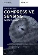 Cover-Bild zu Compressive Sensing (eBook) von Ender, Joachim