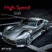 Cover-Bild zu High Speed 2020 Int.