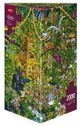 Cover-Bild zu Deep Jungle Puzzle von Ryba, Michael