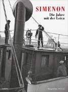 Cover-Bild zu Die Jahre mit der Leica von Simenon, Georges