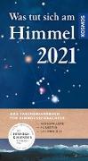 Cover-Bild zu Was tut sich am Himmel 2021 von Hahn, Hermann-Michael
