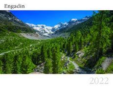 Cover-Bild zu Cal. Engadin 2022 Ft. 40x31