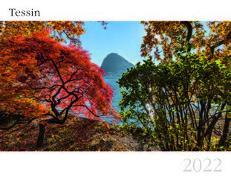 Cover-Bild zu Cal. Tessin 2022 Ft. 40x31