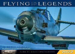 Cover-Bild zu Flying Legends 2022 von Editors of Rock Point