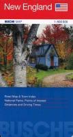Cover-Bild zu New England.. 1:800'000