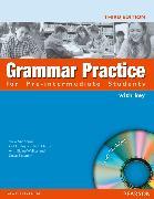 Cover-Bild zu Grammar Practice Pre-intermediate Book and CD-ROM (with Key)