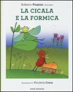 Cover-Bild zu La cicala e la formica