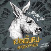 Cover-Bild zu Kling, Marc-Uwe: Die Känguru-Apokryphen