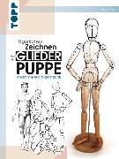 Cover-Bild zu eBook Figürliches Zeichnen mit der Gliederpuppe
