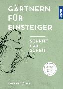Cover-Bild zu eBook Gärtnern für Einsteiger